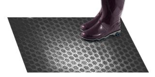 Резиновый коврик «Гейзер»