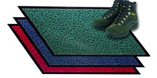 Пластиковые коврики «Лапша»